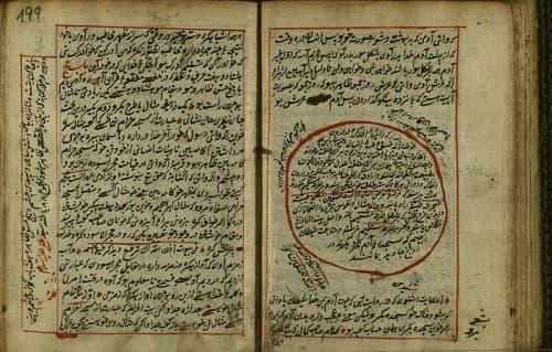 Fazl Allah Astarabadi Javedan-Name Manuscript